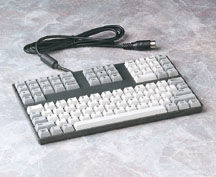 Datalux Space Saver Keyboard